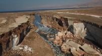 מה האמת מאחורי 'הנהר הסודי' בים המלח?