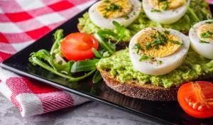 השיטה הכי טובה לאחסון ביצים קשות