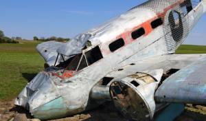 תאונת מטוס, ארכיון