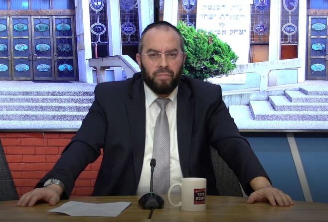 פרשת וישלח עם הרב נחמיה רוטנברג • צפו