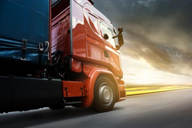 הותרת המשאית ללא השגחה גרמה לגניבתה. אילוסטרציה