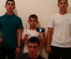 הילדים-מחבלים של דאעש תיעדו את עצמם