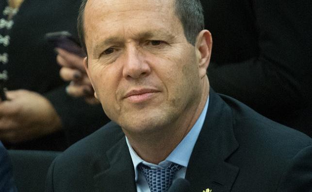 ראש העיר ניר ברקת