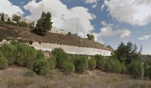 מתחם הקאנטרי במורדות שכונת רמות אלון
