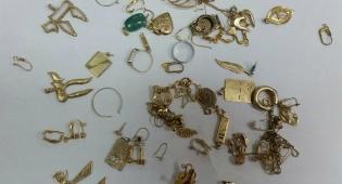 מזהים את התכשיטים שנגנבו? פנו למשטרה