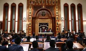 נשיא המועצת חיזק את ישיבת באר יהודה