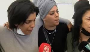 ילדה נפגעה מהטיל וניצלה בזכות כיסוי ראש