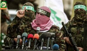 אבו עוביידה, דובר חמאס