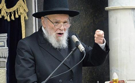 """הגאון רבי משה הלל הירש - הגרמ""""ה הירש: """"לפעול בצורה מחושבת"""""""