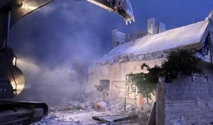 """הפיגוע בפ""""ת: צה""""ל הרס את בית המחבל"""