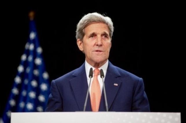 """ג'ון קרי יגיע לישראל: """"המצב עלול להתפוצץ"""""""