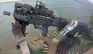 כלי הנשק שהציג החמאס