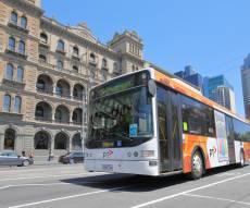 אוטובוס במלבורן