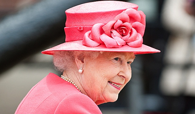 מלכת אנגליה