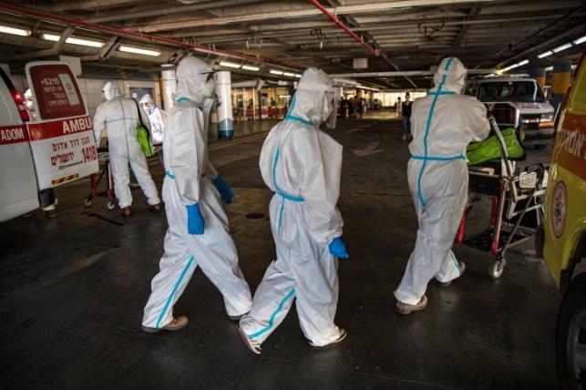 מאתמול: שבעה נפטרו ו-835 חולים חדשים