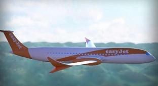"""המטוס החשמלי של """"איזיג'ט"""" - טסים הרבה? בקרוב תשלמו הרבה פחות"""
