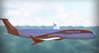 """המטוס החשמלי של """"איזיג'ט"""""""