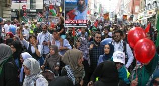 מוסלמים בלונדון, בריטניה