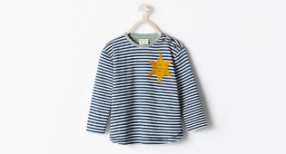 החולצה - זארה תשמיד חולצה שמזכירה שואה