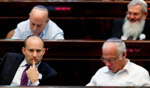 חברי הכנסת של 'הבית היהודי'