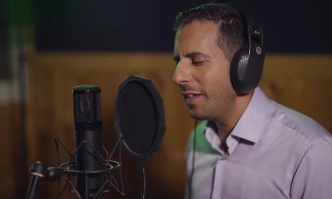 """אלעד שער בקליפ חדש: """"שברים"""""""