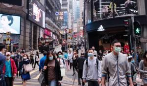 הונג קונג בקורונה