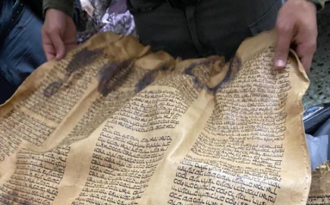 דפי ספר התורה