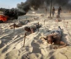מחבלי חמאס, באימונים