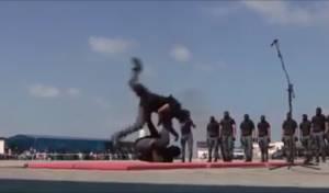 צפו: ההצגה של יחידת העילית בחמאס