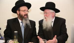 """הגר""""י רוזן עם הרב מיכה הלוי - רבני פתח תקווה בגיבוי נחרץ לרב מיכה הלוי"""