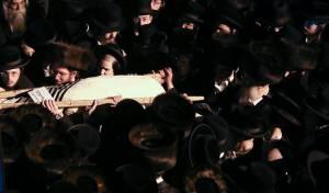 לאחר חצות: שני חסידי קרלין שנהרגו באסון הובאו למנוחות
