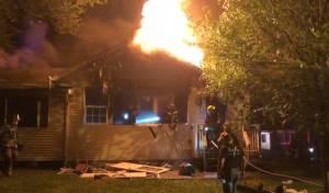 השריפה במונרו: ארבעה בחורי הישיבה נכוו