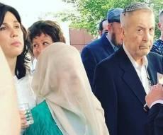 מרגש: לאחר 60 שנות נישואין - חופה יהודית