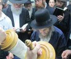 """תשעה באב של מרן הרב שטיינמן זצ""""ל. צפו"""