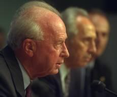 ראש הממשלה לשעבר יצחק רבין