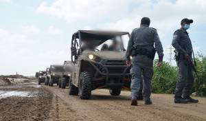 מבצע 'דרך בטוחה': 114 חשודים נעצרו; צפו