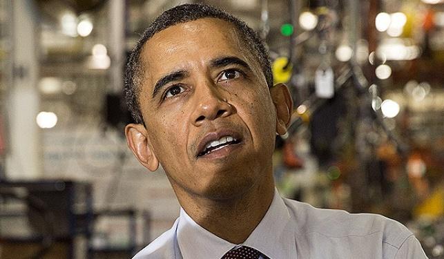 """נשיא ארה""""ב ברק אובמה"""