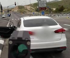 הרכב הפלסטיני שנתפס