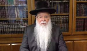 הרב מרדכי מלכא על פרשת שופטים • צפו