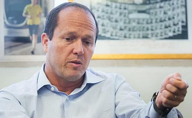 התנצל. ראש עיריית ירושלים ניר ברקת