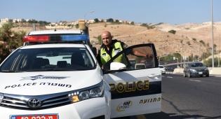 אילוסטרציה - נהג בפראות, נמלט מהשוטרים וביצע תאונה