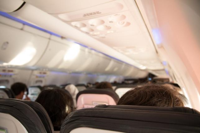 מושב אחרון במטוס