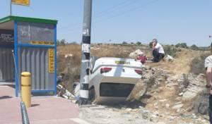 דיווח ראשוני: פיגוע דריסה ליד היישוב אלעזר