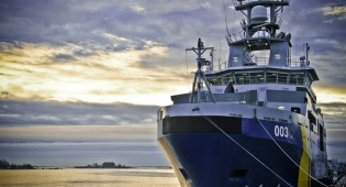 ספינת משמר, אילוסטרציה
