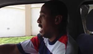 צפו: הנהג האפריקאי ששר קרליבך
