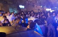 מודיעין עילית: אנשי 'הפלג' הפגינו נגד סגירת בתי הכנסת