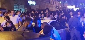 אנשי 'הפלג' הפגינו נגד סגירת בתי הכנסת