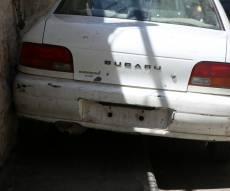 הרכב הפוגע, לאחר התאונה