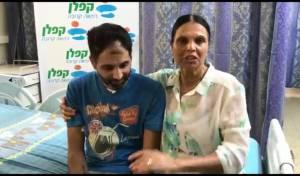ניב נחמיה משתחרר - 'תודה לבורא עולם': ניב נחמיה שוחרר לביתו