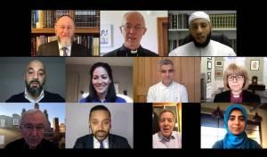 רבה של בריטניה השתתף ב'איפטר' מוסלמי